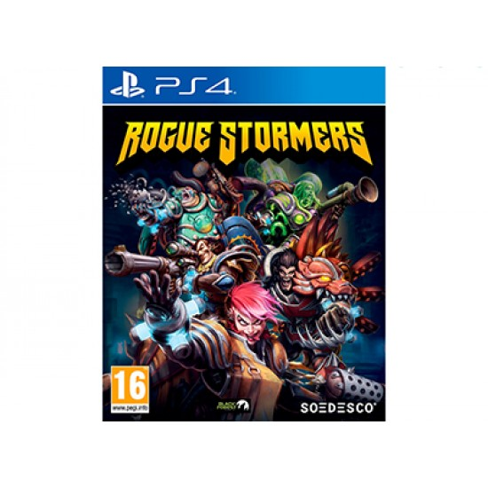 Rogue Stormers - PS4 Game
