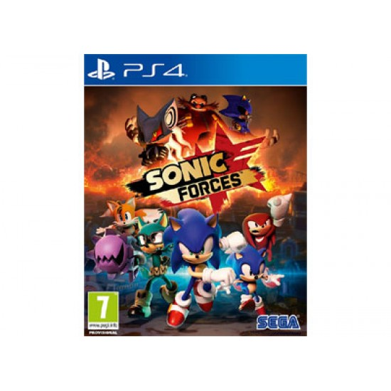Sonic Forces - PS4 Game