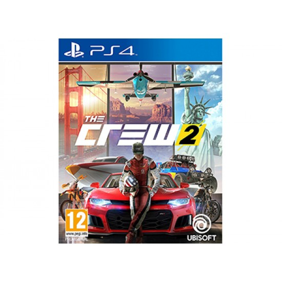 The Crew 2 - PS4 Game