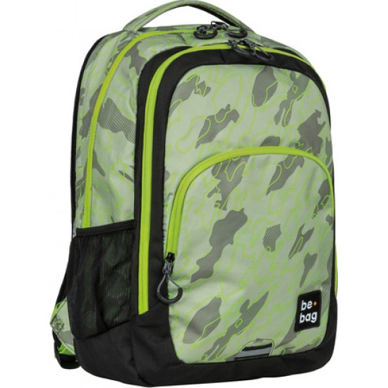 be bag be.ready abstract camouflage(24800259)