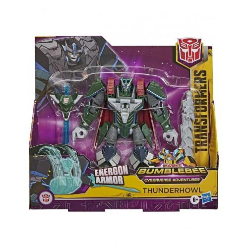 Hasbro Transformers Bumblebee Cyberverse Adventures Ultra Thunderhowl Φιγούρα Δράσης (E1886/E7110)