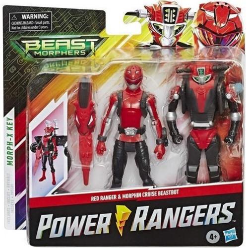 POWER RANGERS DELUXE FIGURES AST (E7270)