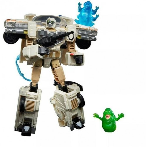 Hasbro Transformers And Ghostbusters Afterlife Ecto-1 Vehicle (E9556)