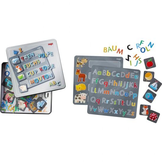 HABA Magnetic game box Alphabet(305049)