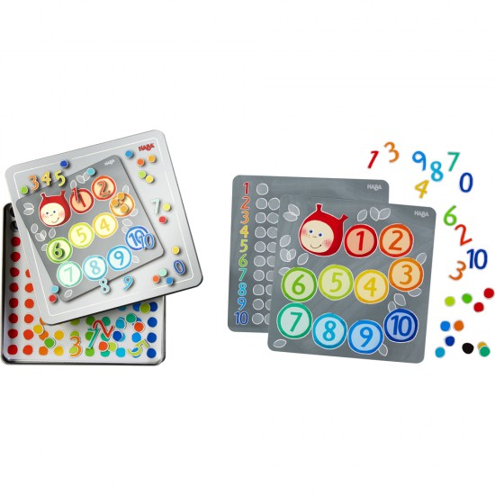 HABA Magnetic game box Numbers(305050)