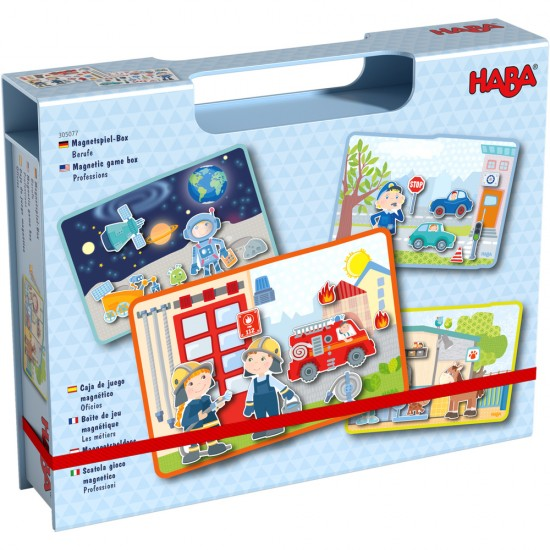 HABA Magnetic game box Professions(305077)