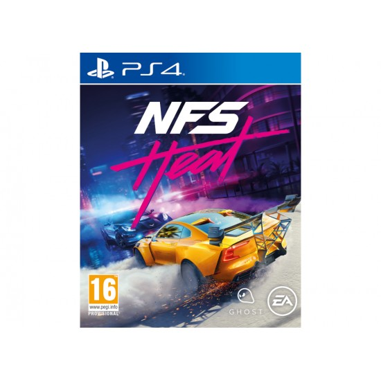 Need For Speed Heat - PS4 Game